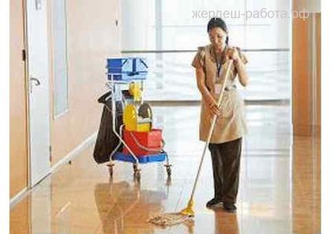 Уборщицы в больницы