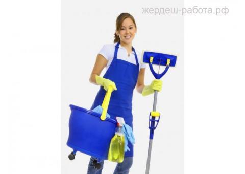 Разьездная уборщица