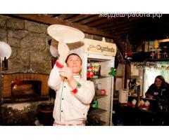 Продавец пиццамейкер/пекарь
