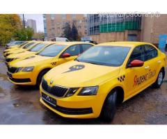 Водитель такси на аренду без залога